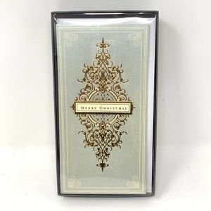 12 Hallmark Christmas Cards with Envelopes